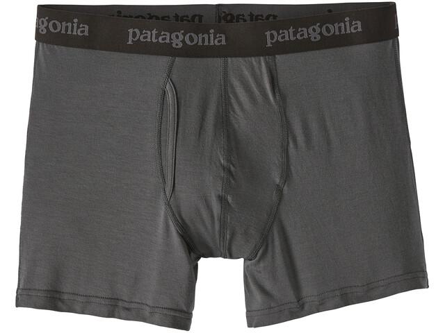 Patagonia Essential Boxer Brief Men forge grey